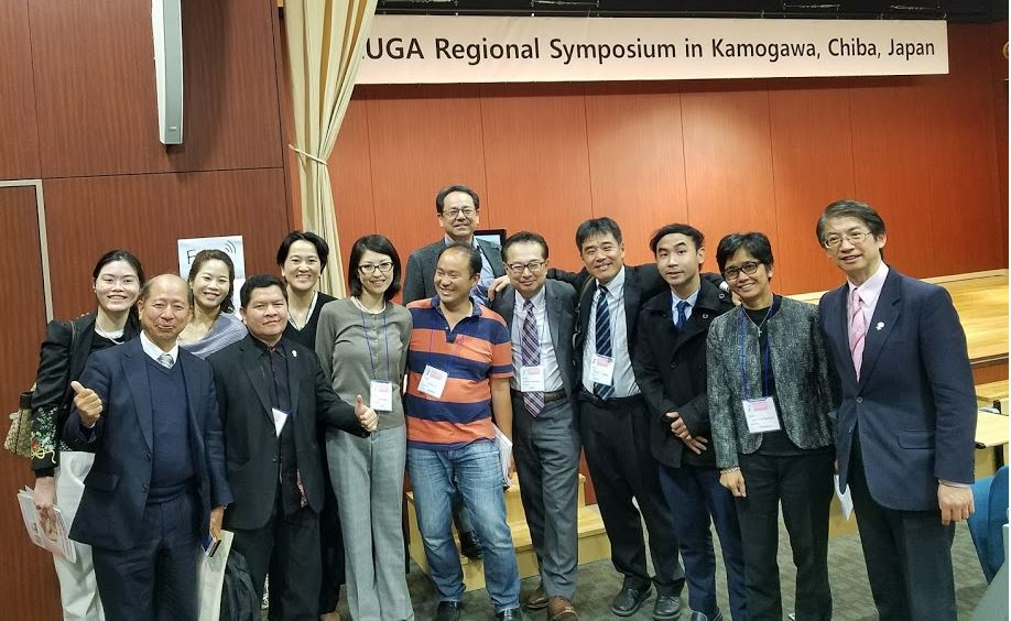 2017 RS Japan Academic Group Shot